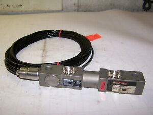 New Rice Lake Weighing Systems Load Cell 2 5k Lbs 3 003mv v Rl75016whe 2 5k