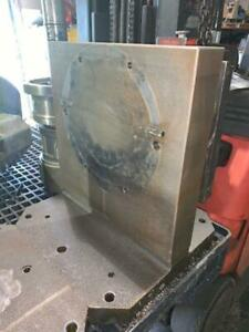 Horizontal Fixturing Machining Tombstone 15 3 4 X 15 H Machined On 2 Sides