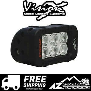 Vision X 5 Xmitter Prime Xtreme Light Bar 30w 3168lm Broad Spot 9117409