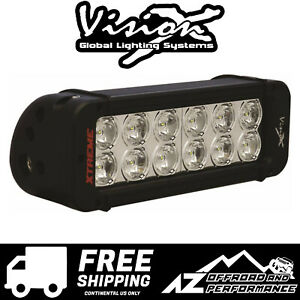 Vision X 8 Xmitter Prime Xtreme Light Bar 60w 6336lm Combo Mixed 9894751