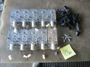 Lot Of 8 Product Selection Motors kits For Vendo V721 Soda Machine