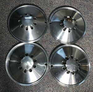 1970s Plymouth Scamp Valiant Mopar Hubcaps 14in