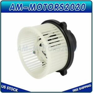 A c Heater Blower Motor W fan Cage For 1998 2001 Kia Sportage New