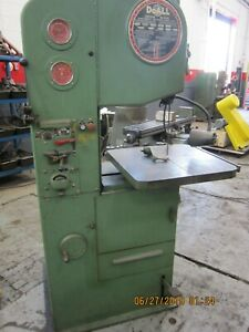 Do All Vertical Band Saw 16