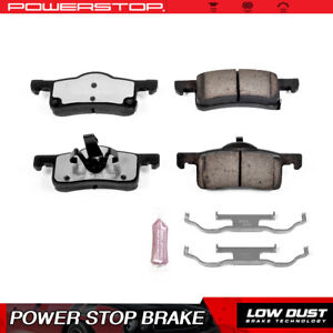 Power Stop Front Carbon Ceramic Brake Pads For 2003 2006 Ford Expedition