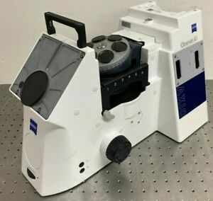 Zeiss Axio Observer A1 Inverted Microscope Frame