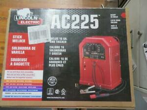 Lincoln Electric Ac 225 Arc Welder