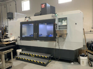 2016 Haas Vf 9 40 Cnc Vertical Machining Center 5 Axis Tr 310 15k Rpm Probing