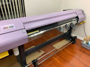 Mimaki Jv4 160 64 Wide Format Printer for Cotton Fabric Only