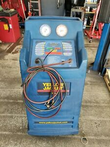 Yellow Jacket Automotive Ac Machine