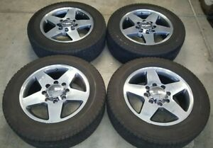 20 Inch Chevy Gmc Factory Oem Wheels And Tires Hd 2500 3500 8x180 8 Lug