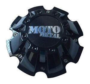 Moto Metal 962 Gloss Black Center Cap M793bk01