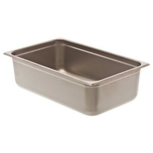 Browne 88006 6 Full size Steam Table Pan