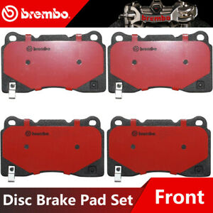 Brembo Front Ceramic Brake Pads For 2013 2016 Cadillac Ats High Quality