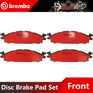 Brembo Front Ceramic Brake Pads For 2011 2019 Ford Explorer High Quality