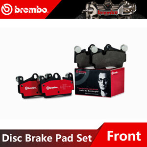 Brembo Front Ceramic Brake Pads For 2007 2012 Acura Rdx High Performance