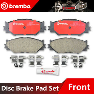Brembo Front Ceramic Brake Pads For 2006 2015 Lexus Is250 High Quality