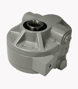 Chief Pto Gear Pump 5 5 Cid 22 1 Gpm Max 2500 Psi 21 Tooth 25 Hp 1000 Rpm