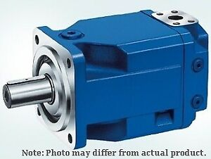 Rexroth Hydraulic Motor New Oem For Bobcat S220 S250 S300