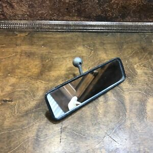 Vintage Oem Mg Interior Rear View Mirror Original 1960s Midget Car Wingard