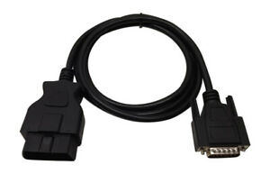 Actron Cp9180 Cp9185 Cp9190 Cp9690 Replacement Obd2 Obdii Cable Connector Plug