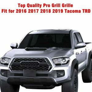 For 2016 2019 Tacoma Trd Pro Grill Grille Top Quality Material And Fitment