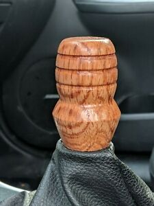Vc Custom Queen Bee Shift Knob M10x1 25 Mazda Subaru Miata Red Gold Oak