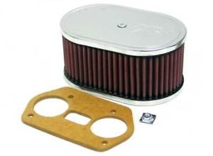 K N Custom Racing Assembly Air Cleaner Assembly