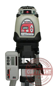 Futtura Lt 610 Slope Self leveling Laser Level topcon trimble spectra hilti