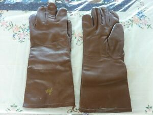 Wolf X ray Glove Radiology Leaded Lined Pair 15 Long 0 5mm Protection
