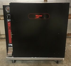 Metro C190 Warming Holding Insulated Half Height Mobile Insulated Cabinet 120v