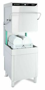 Jet tech 757 e Door Type Commercial Dishwasher electronic Full Height