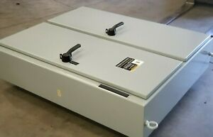 Hoffman Enclosed Electrical Cabinet 60x49x12