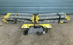 Transafe Stryker Ferno Bariatric Cot older Version Ambulance Stretcher Ramp