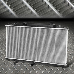 For 14 18 Mazda 6 2 5l At Mt Oe Style Aluminum Replacement Radiator Dpi 13367