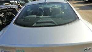 Trunk hatch tailgate Coupe Without Spoiler Fits 09 16 Genesis 284577