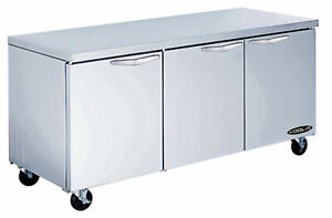 Mvp Kool it Kucr 72 3 Undercounter Refrigerator 72 3 Section 19 6 Cu ft
