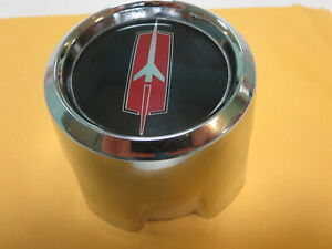 Nos 1978 1987 Oldsmobile Cutlass Wheel Rim Center Cap Cover Rocket Emblem Oem