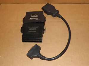 Vetronix Gm Tech 1 Obd Ii Interface Cartridges Cable 02002826 02002178 02001969