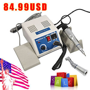 Dental Lab Marathon Electric Micromotor 35k Rpm N3 Motor Low Speed Handpieced
