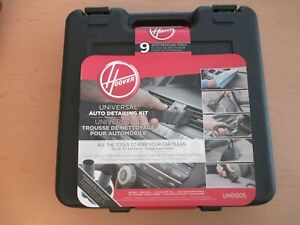 Hoover Auto Car Detail Kit Uh01005