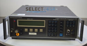 Marconi 6310 Signal Generator 2 To 20 Ghz d