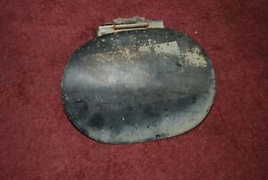 1941 42 46 Ford Coupe Sedan Gas Tank Door Assembly Nice Original