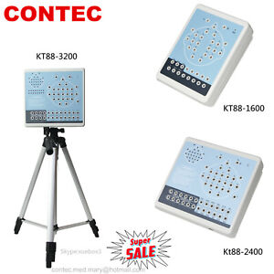 Kt88 Ce Digital Portable Eeg Machine And Mapping System contec 2tripods Software