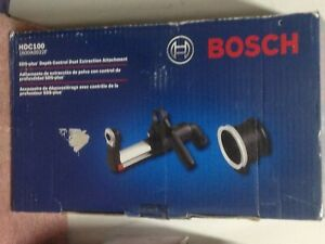 Bosch Hdc100 Sds plus Dust collection Extraction Attachment