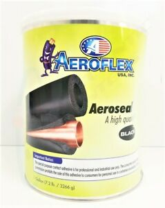 1 Gallon Aeroflex Aeroseal Lvoc Adhesive For Epdm Rubber Insulation Products