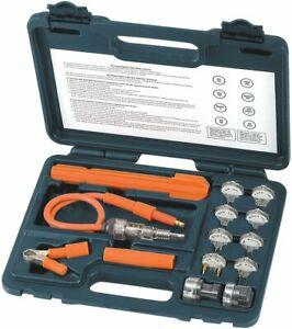 S G Tool Aid 36350 In Line Spark Checker Recessed Plugs Noid Iac Test Lights