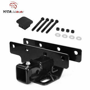 2 Tow Trailer Hitch Receiver For Jeep 2018 2019 Wrangler Jl Jlu Bumper Hitch