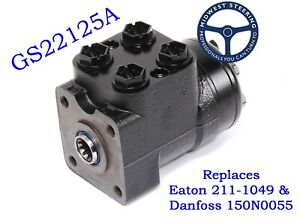 Replaces Char Lynn 211 1049 002 or 001 Danfoss 150n0055 Steering Valve