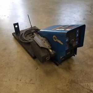 Miller S 74dx 70 Series Single Feed Wire Feeder 24vac 10 Amps 60 Input
